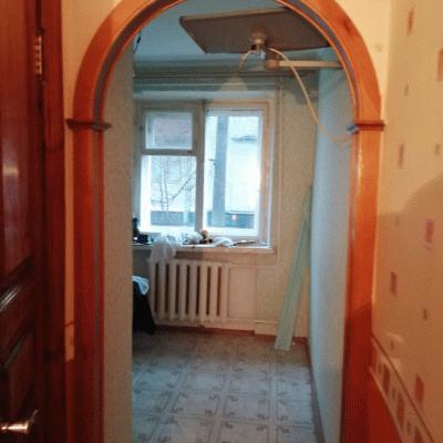 2х. Комнатная квартира с хорошим ремонтом в кирпичном дом...