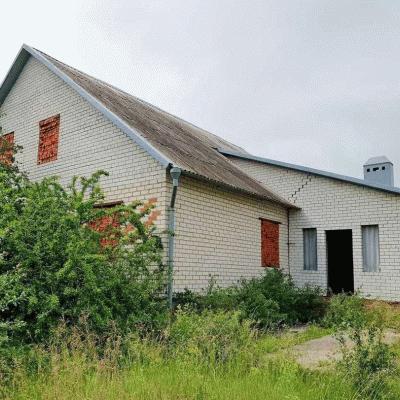 Продается дом особняк незавершенное строительство 65 гото...