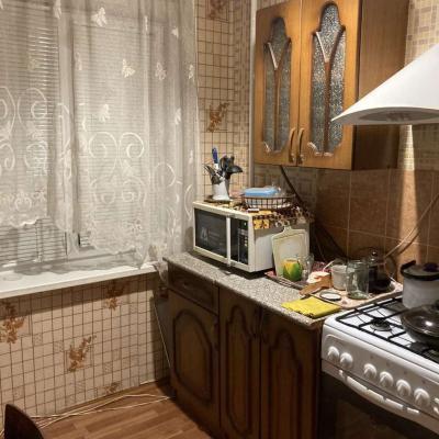 Чистая и уютная трёхкомнатная небольшая квартира в отличн...