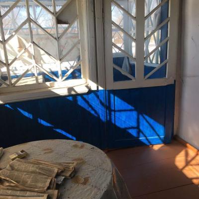 Продаётся дом в самом центре села Нижнеспасское , от горо...